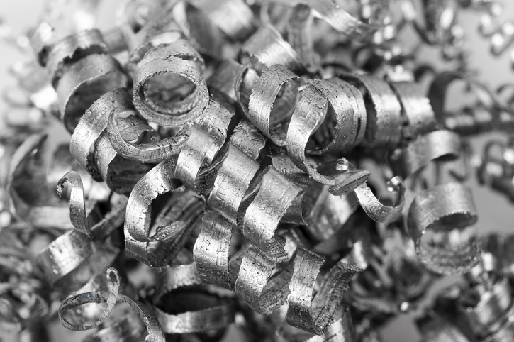 metal shavings from best metal to scrap